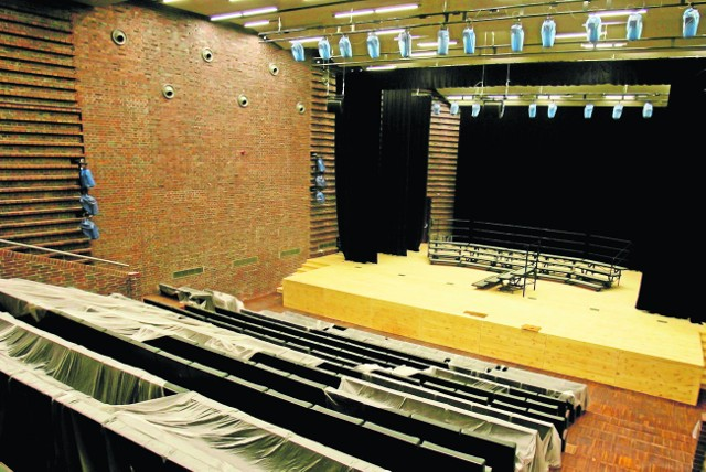 Nowa sala koncertowa Akademii Muzycznej pomieści 300 osób