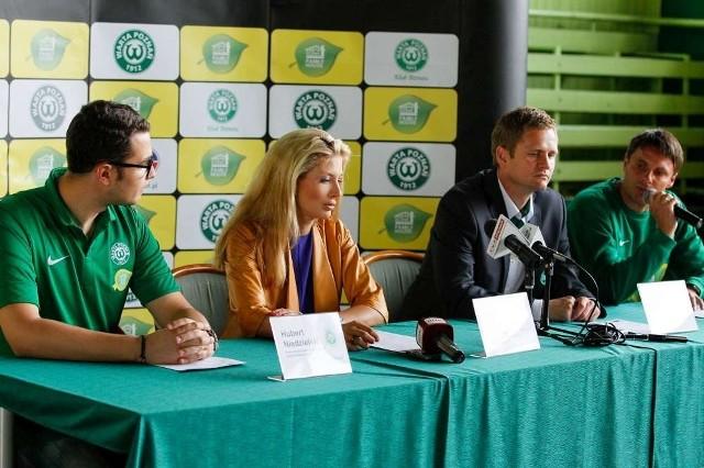 Kierownictwo sekcji piłki nożnej Warty informowało o najbliższych planach dotyczących piłkarzy i drużyny
