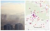 Smog truje mieszkańców woj. śląskiego. Gdzie sytuacja jest najgorsza? Sprawdź!