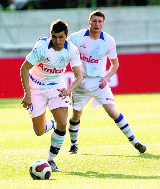 Biało-niebiescy z Gdyni zajęli siódme miejsce w II lidze