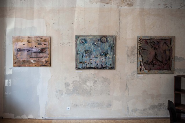 Wystawa obrazów Albertyny Kacalak w Grand Hotelu