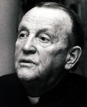 Ks. Hieronim Lewandowski zmarł w 1998 roku
