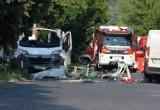 Częstochowa: Wybuch furgonetki przewożącej gaz. Są ofiary śmiertelne. Ewakuowano wszystkich w promieniu 200 metrów