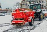 Zima w Dębicy drogowców nie zaskoczyła! W razie konieczności pozostają do dyspozycji