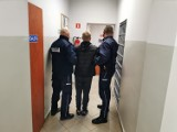 Kradzież puszki z datkami na Celinkę w Kcyni. Policjanci złapali podejrzanego
