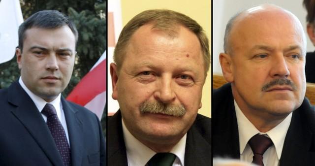 Andrzej Romańczuk, Andrzej Bieńko, Leszek Daniewski