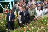 Prezydent Komorowski oddał hołd obrońcom Wieży Spadochronowej [ZDJĘCIA]