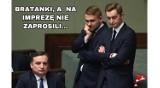 Seksafera z konserwatywnym europosłem - zobacz najlepsze memy internautów