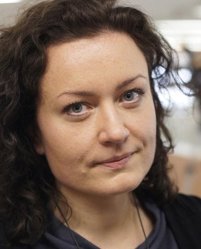 Agnieszka Kaluga.