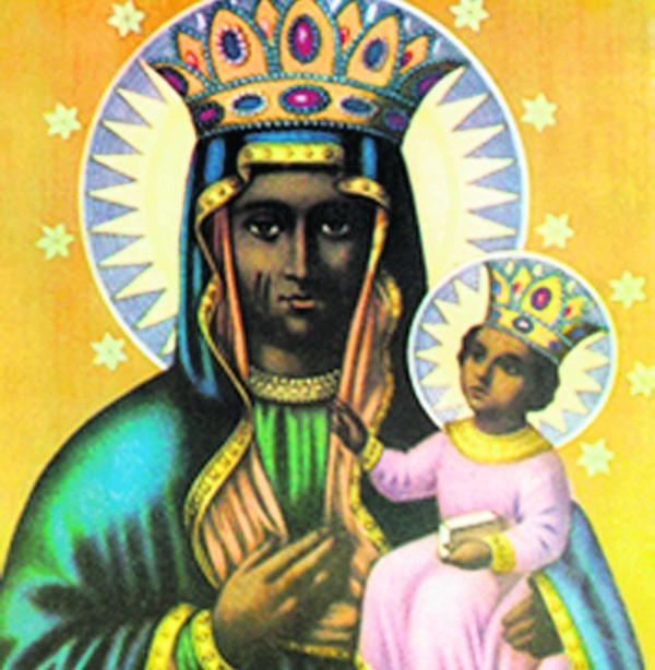 Przywieziona z Jasnej Góry Czarna Madonna jest czczona przez wyznawców voodoo