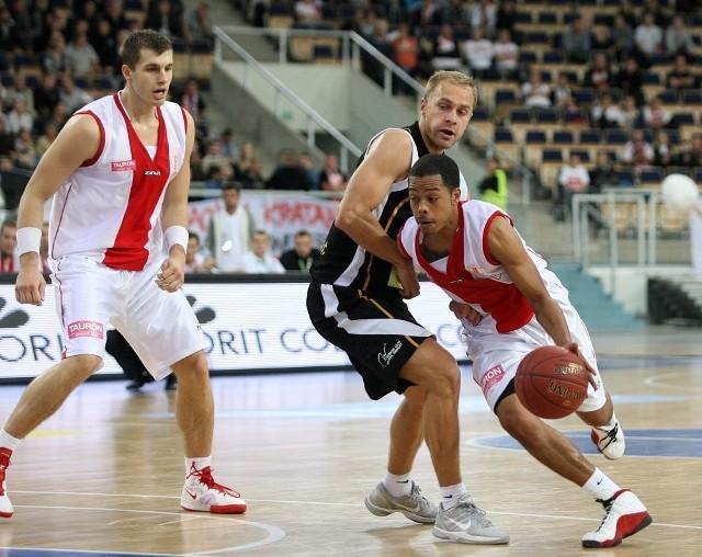 Koszykarze ŁKS przegrali czwarty mecz z rzędu