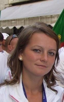 Dominika Wiśniewska-Ulfik (SKB Kraśnik) zdobyła swój kolejny medal MP seniorów