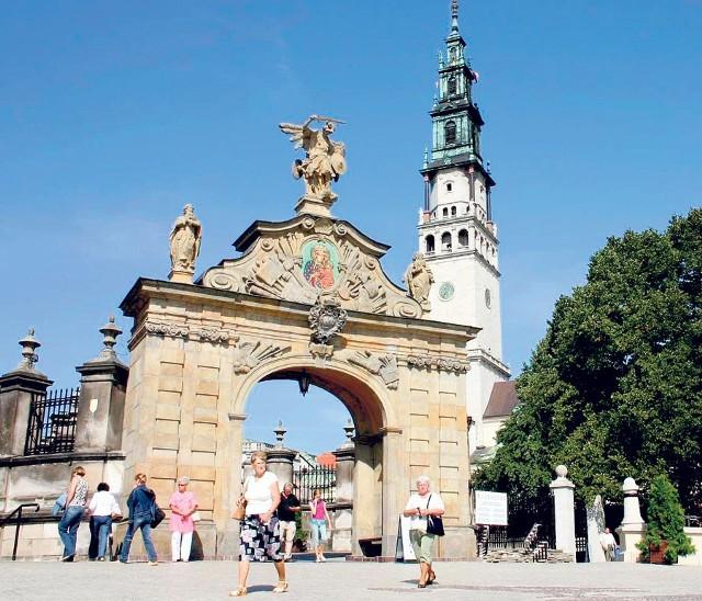 Jasna Góra pozostaje symbolem Częstochowy