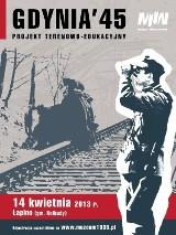 """Edukacyjny projekt """"Gdynia 45"""". Weź udział w turystyczno - historycznej wycieczce!"""