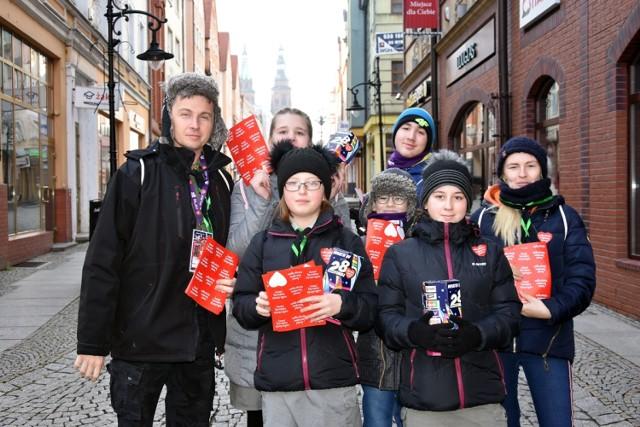 Wielka Orkiestra Świątecznej Pomocy już gra w Legnicy