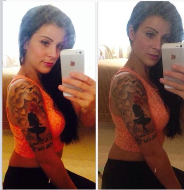 Tatuaże - one robią to dobrze! [GALERIA]