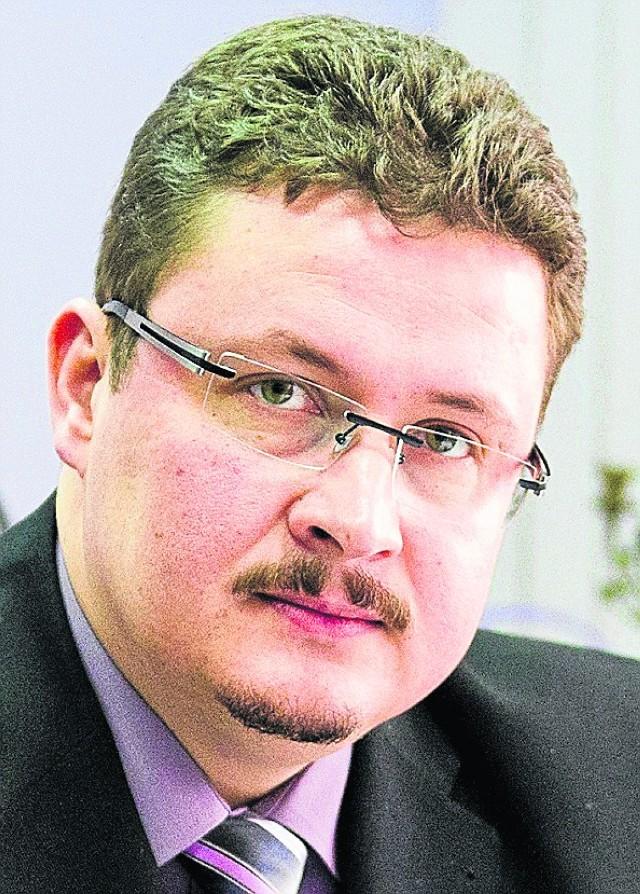 Janusz Kwaśniak, wójt Borzęcina (pow. brzeski)