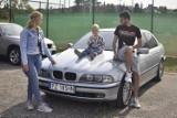 Zlot BMW w parku za Obornickim Ośrodkiem Kultury [ZDJĘCIA]