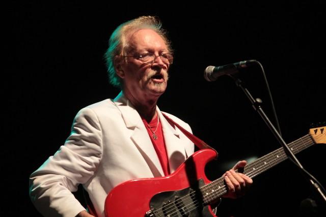 Czerwone Gitary zagrały w łódzkim klubie Wytwórnia koncert dedykowany Krzysztofowi Klenczonowi.