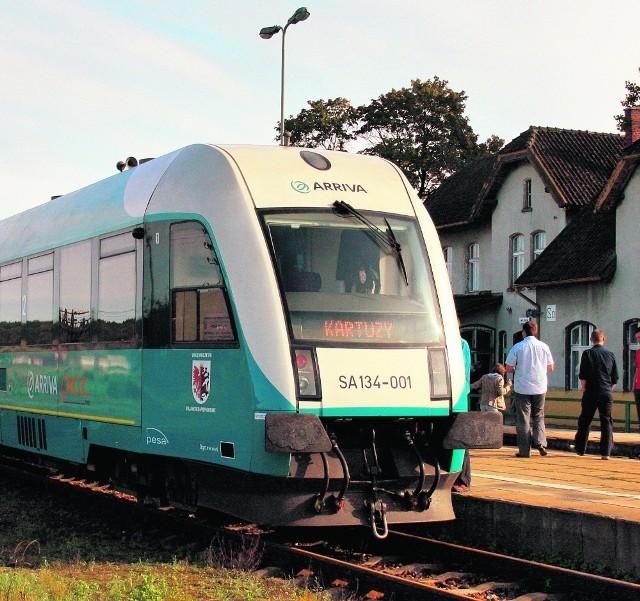 Po odbudowie łącznicy w Glinczu z Trójmiasta do Kartuz nie trzeba będzie jechać przez Somonino
