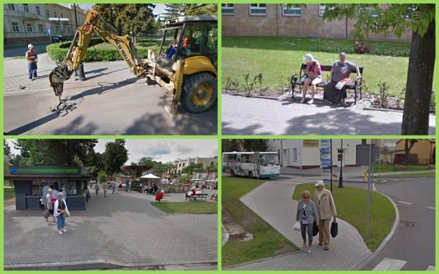 Ciechocinek w obiektywie Google Street View >>>