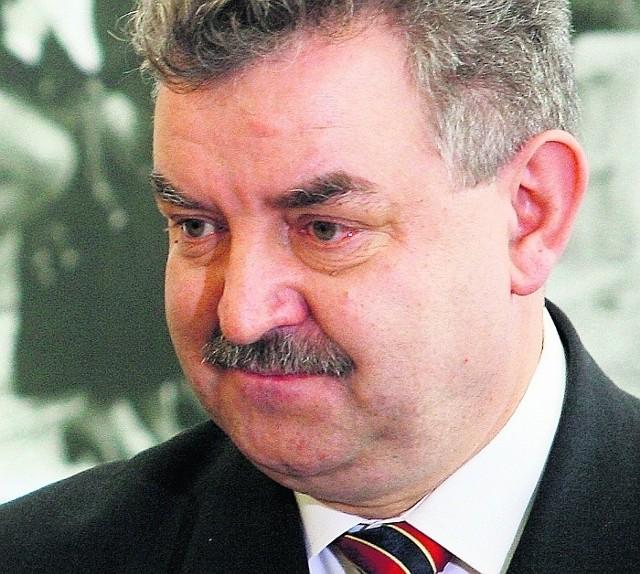 Senator Kazimierz Kleina wybrał spotkanie u marszałka