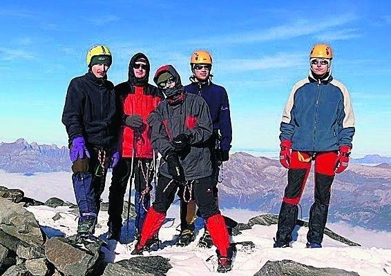 Wysokogórskie wyprawy były żywiołem rodziny Tkoczów