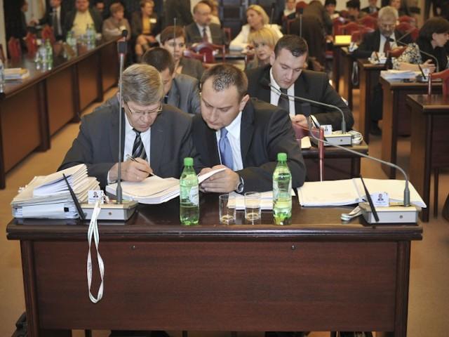 Radni lewicy chcą przesunięcia sesji budżetowej z 28 grudnia na 4 stycznia.