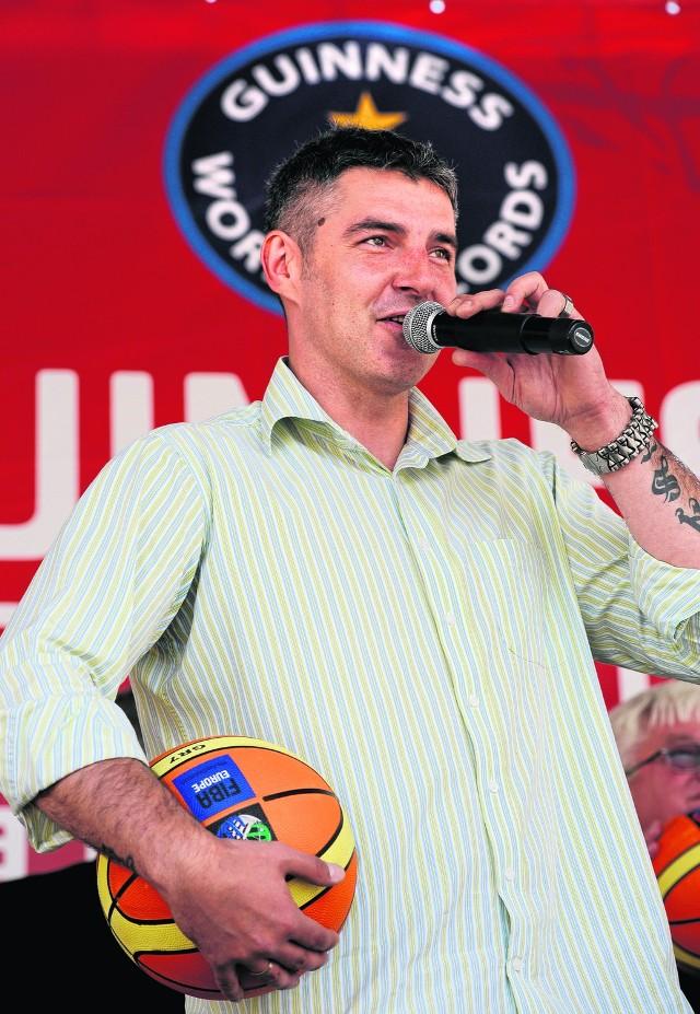 Maciej Zieliński: Z Anwilem musimy zagrać zespołowo