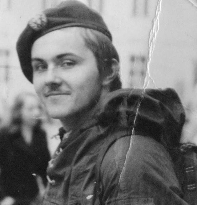 Wojciech Szczurek czuje sentyment do harcerstwa, bo sam kiedyś był harcerzem