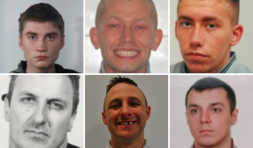 Polska policja poszukuje kilkudziesięciu morderców, którzy...