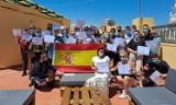 Mimo pandemii uczniom z Dobrodzienia udało się wyjechać na praktyki do Hiszpanii [zdjęcia]