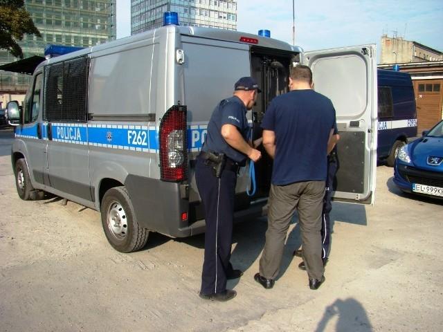 Ukradli z firmy towar o wartości ponad 300 tys. zł