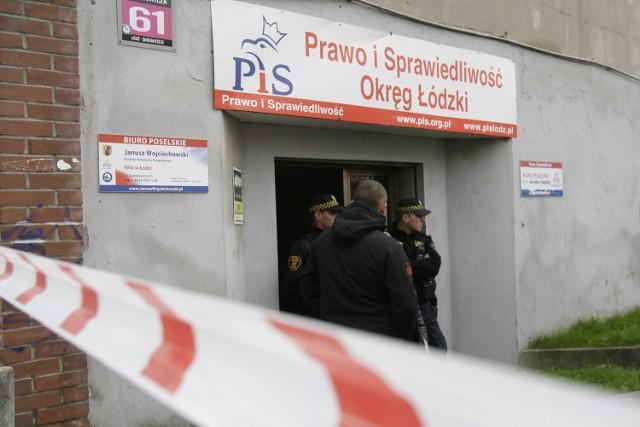 W biurze PiS został zastrzelony Marek Rosiak