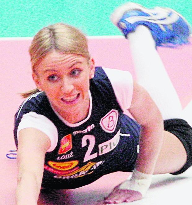 Katarzyna Ciesielska (Organika Budowlani Łódź)