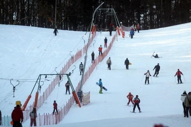 Łysa Góra to ulubione miejsce narciarzy nie tylko mieszkających w Trójmieście