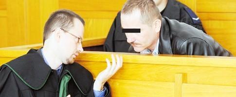 Oskarżony o zabójstwo Jan P. na ławie sądeckiego sądu