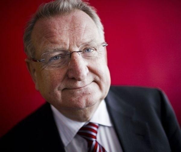 Jacek Rutkowski, prezes rady nadzorczej Lecha Poznań