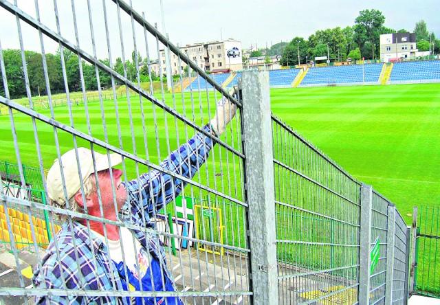 W ciągu ostatniego miesiąca stadion przy ulicy Rychlińskiego w Bielsku-Białej zmienił się nie do poznania