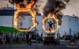Kaskaderskie pokazy w Bytowie. Monster trucki, pokazy driftu, ściana ognia, autorobot… Zaproszenie
