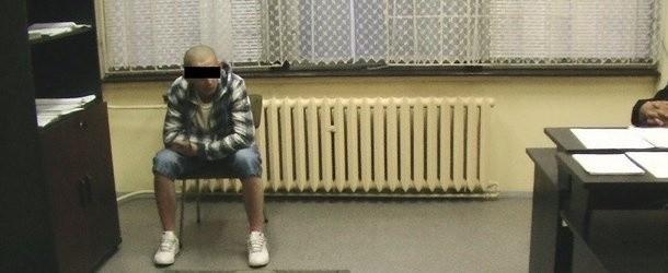 Krzysztof W. został skazany za oblanie kwasem lekarza Oresta Sudczaka.