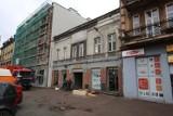 Bytom: Osunęła się ściana budynku przy ul. Krakowskiej
