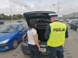 WRZEŚNIA: Wrzesińscy policjanci z Wydziału Ruchu Drogowego wzięli pod lupę samochody Ośrodków Szkolenia Kierowców
