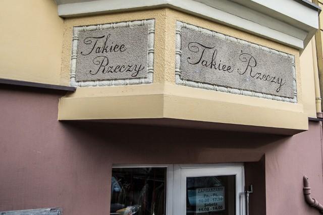 Takiee Rzeczy - sklep na Jeżycach.