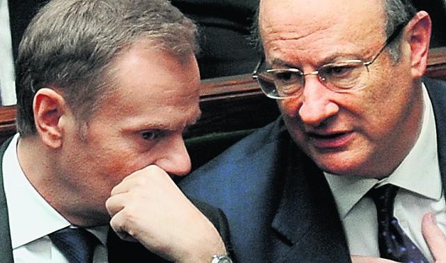 Rostowski: Do sprawy budżetu na 2012 rok musimy podejść konserwatywnie