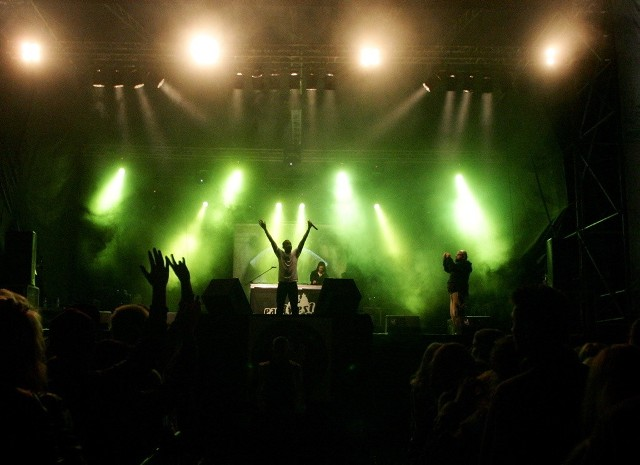 Feliniada 2012: Koncert East West Rockers
