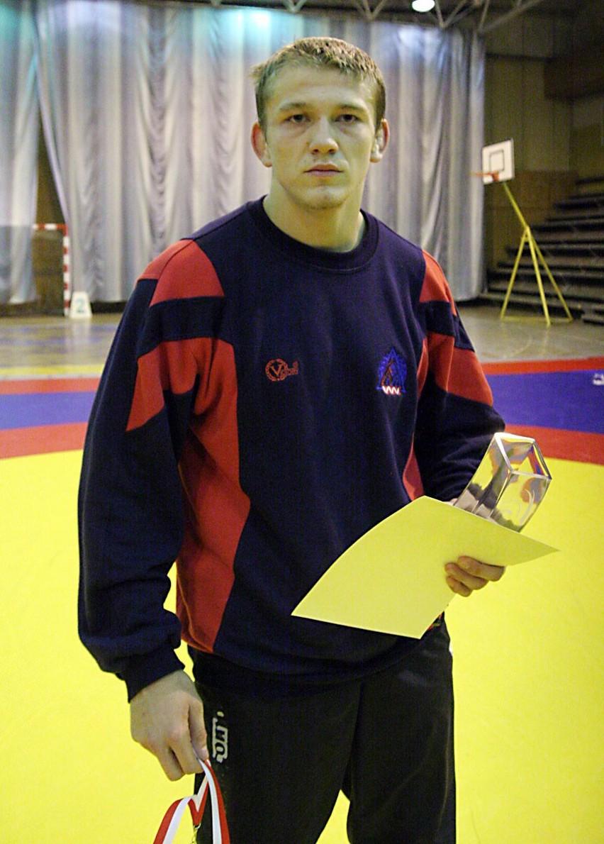 Radosław Marcinkiewicz (Górnik Łęczna) triumfował w kategorii 84 kg