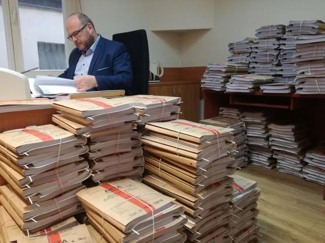 Sąd Okręgowy w Kaliszu: Tak obszernej sprawy jeszcze nie było!
