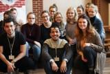 Wolontariusze Euroweek odwiedzili legnickie II LO [ZDJĘCIA]