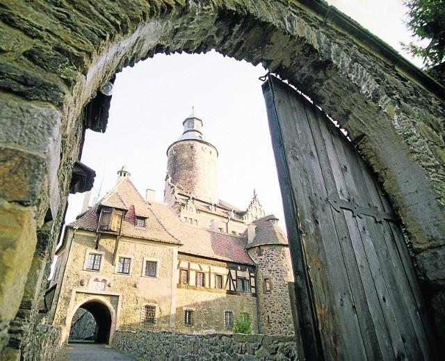 Zamek Czocha - piękny i majestatyczny. W dodatku straszą w nim duchy